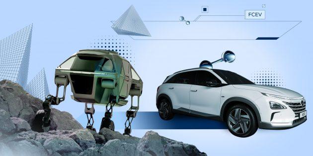 Новые средства передвижения: 5 видов транспорта из будущего