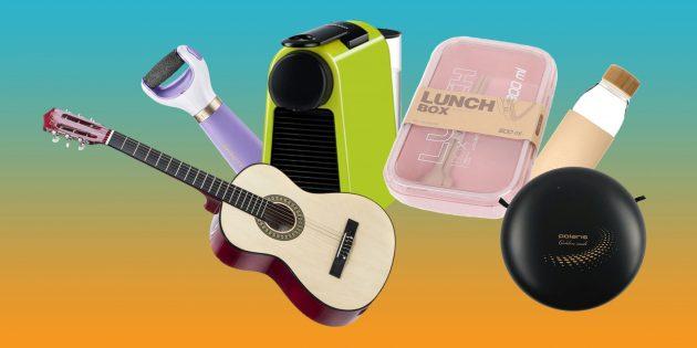 Стайлер, гитара и веганская косметика: 16 классных идей подарков из «Ашана» на 8 Марта