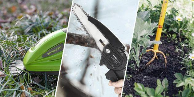 12 товаров для ухода за садом с AliExpress и из других магазинов