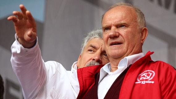 Геннадий Зюганов рассказал, кто поведет КПРФ на выборы в Госдуму