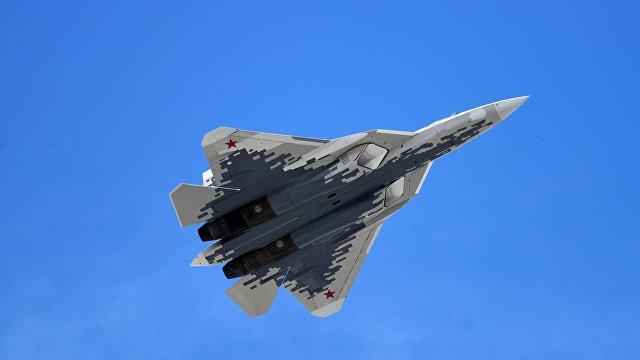 The National Interest (США): российский истребитель Су-57 - это реальная угроза