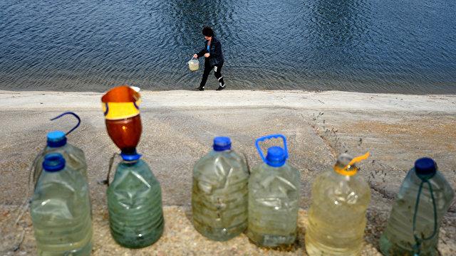Bloomberg (США): кризис с водой в Крыму – неразрешимая проблема для Путина