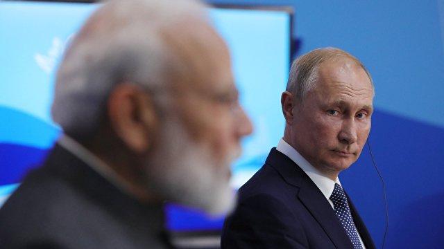 Россия и Индо-Тихоокеанский регион: почему Дели так заинтересован в сотрудничестве с Москвой (Carnegie Moscow Center, Россия)