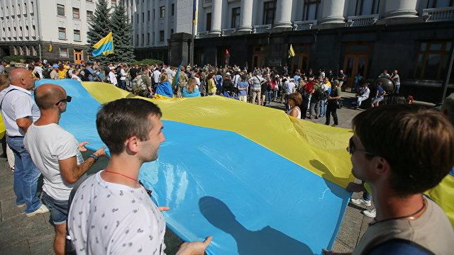 Украина 24 (Украина): Путин готовится к жестким торгам с США — экс-министр о ситуации на Донбассе