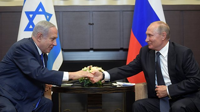 Al-Quds (Великобритания): особые отношения между Нетаньяху и Путиным и шанс на всеобъемлющий мир