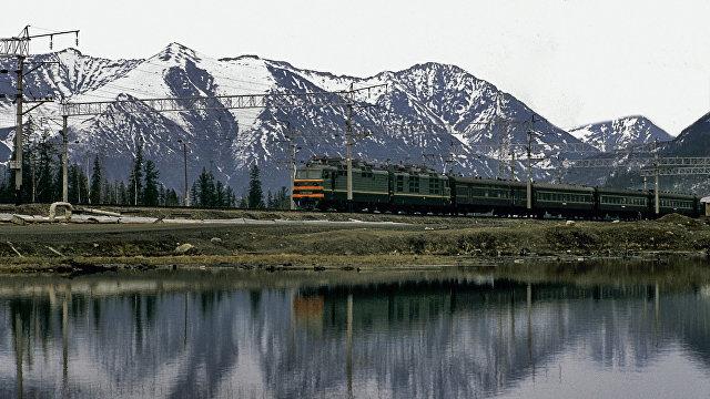 The Financial Times (Великобритания): медленный поезд через всю Сибирь — жаль, что меня в нем нет