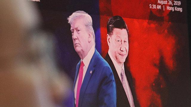 Le Monde (Франция): в конце 2020 года игра ведется в геополитическом треугольнике Китай-Европа-США