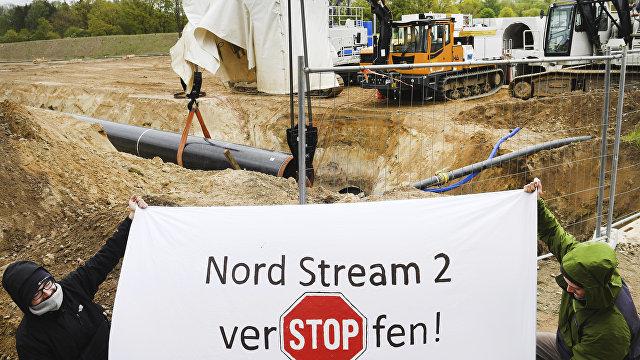 Bild (Германия): нет «Северному потоку — 2» при Путине!