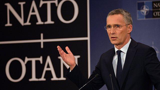 Европейська правда (Украина): Столтенберг ответил Зеленскому, почему Украина еще не в НАТО