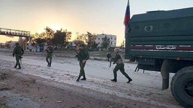 Anadolu (Турция): российский спецназ предпринял попытку проникновения в Идлибе