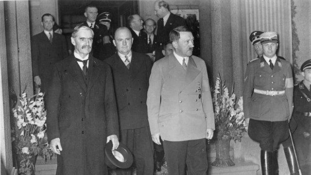 La Vanguardia (Испания): на какую Нобелевскую премию номинировали Адольфа Гитлера?