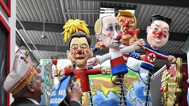 Global Times (Китай): оценивая отношения между Китаем и Россией, американские элиты вновь прибегают к некорректному анализу времен холодной войны