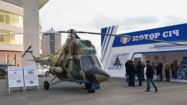 Лiга (Украина): китайские инвесторы и глава Мотор Сич обвинили друг друга в рейдерстве