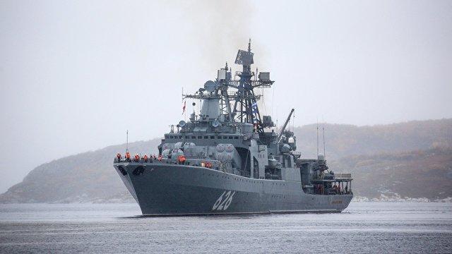 Daily mail (Великобритания): Россия наращивает свое военное присутствие в британских водах