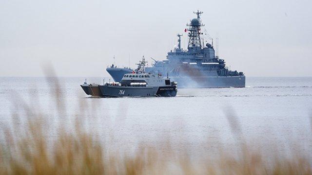 Defense Express (Украина): что не так с перспективными десантными кораблями России «Владимир Андреев» и « Василий Трушин»