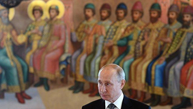 Tygodnik TVP (Польша): почему Россия любит Путина?