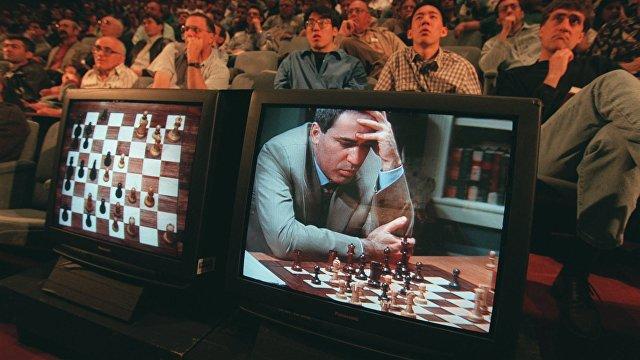 Гарри Каспаров против Deep Blue: исторический матч человека и компьютера (The Washington Post, США)