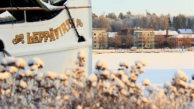 Yle (Финляндия): Лаппеэнранта соскучилась по русским в магазинах и кафе, ведь обычно Новый год — высокий сезон