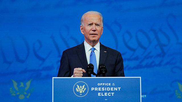 PBS (США): речь Джо Байдена после голосования Коллегии выборщиков
