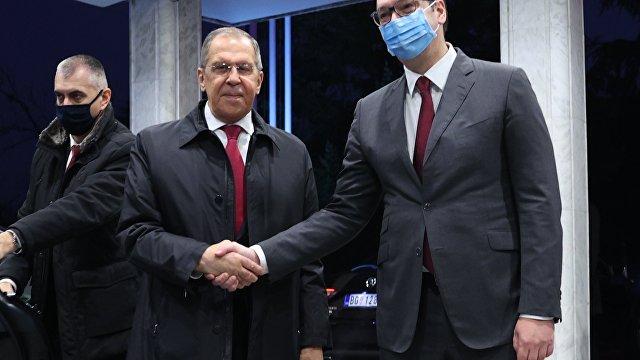Anadolu (Турция): балканское «мини-турне» Лаврова и сигнал России «я тоже в регионе»