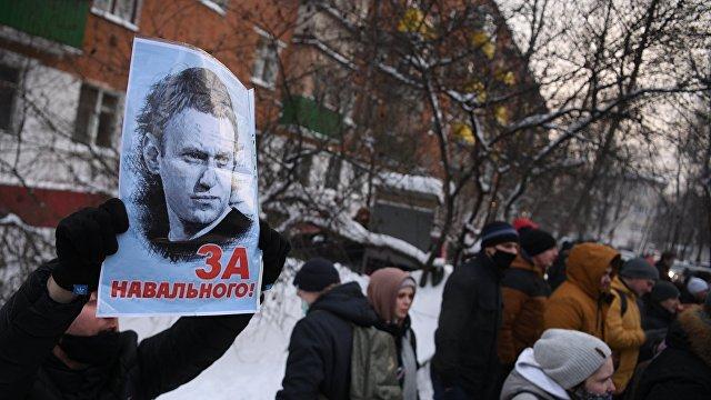 Корреспондент (Украина): в России раскритиковали Навального из-за Украины