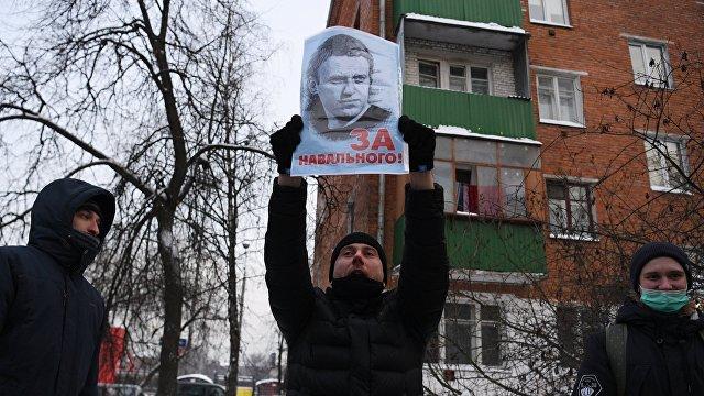Le Figaro (Франция): в России арестовывают все больше оппозиционеров перед протестами за Навального