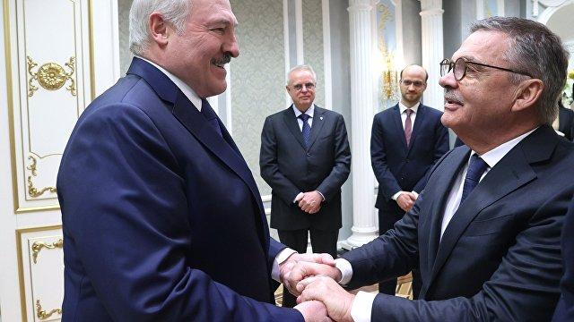 Yle (Финляндия): Рене Фазель не ожидал увидеть свои фотографии с Лукашенко в прессе