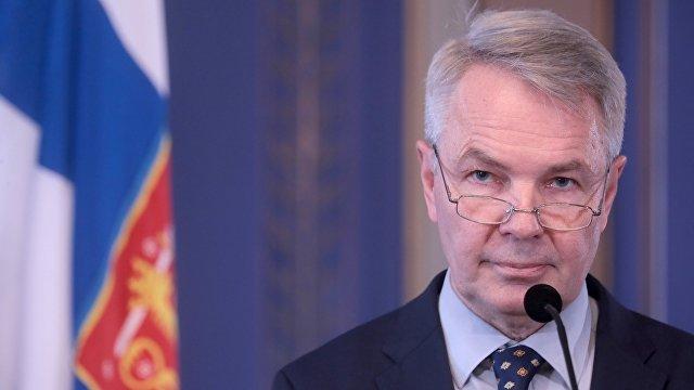 Yle (Финляндия): глава МИД Финляндии Хаависто встретится в Петербурге с российским коллегой