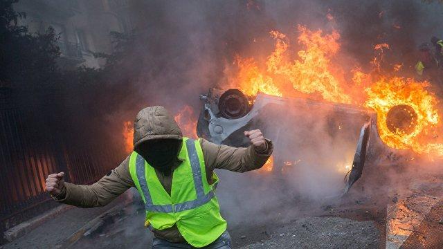Один из лидеров «желтых жилетов» во Франции Родригес: государство разрушило мою жизнь (Anadolu, Турция)