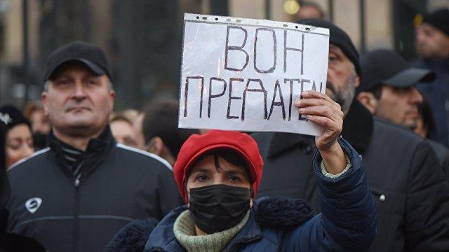 AgoraVox (Франция): западный мир и нарастающий политический хаос в Армении