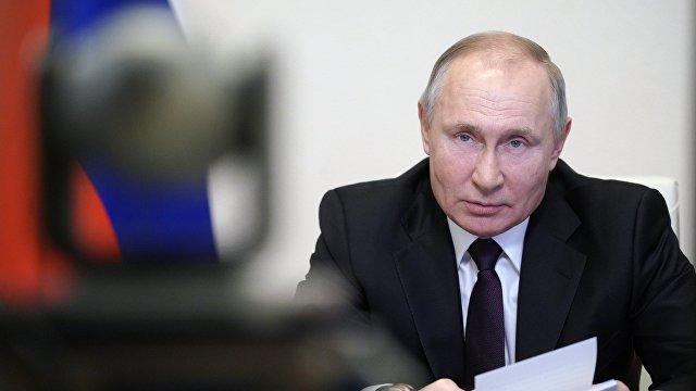 Rai Al Youm (Великобритания): Путин предлагает Байдену публичные переговоры после того, как тот назвал его убийцей.