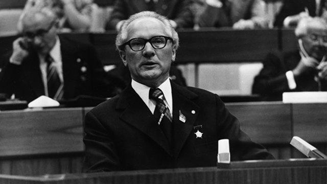 Die Welt (Германия): благодаря этому рычагу давления Горбачев помог Хонеккерам бежать