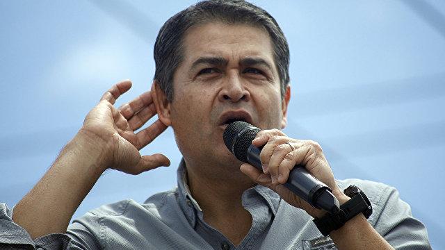 Президент Гондураса Хуан Орландо Эрнандес: от соратника США до подозреваемого в незаконном обороте наркотиков в Нью-Йорке (Clarin, Аргентина)