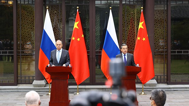 Синьхуа (Китай): китайско-российские отношения выдержали испытания переменами на международной арене и стали стабилизирующей силой в современном мире