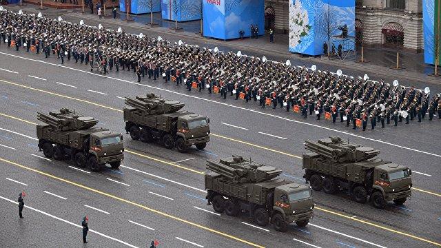 Весь интернет обсуждает российский военный парад в честь 76-летия победы в Великой Отечественной войне: чем отличился этот год? (WeChat, Китай)