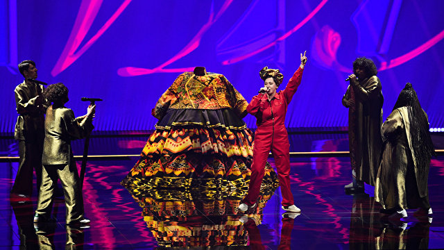 VG (Норвегия): вот он, победитель Евровидения этого года!