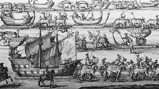 HBL (Финляндия): почти 300 лет назад был заключен Ништадтский мир