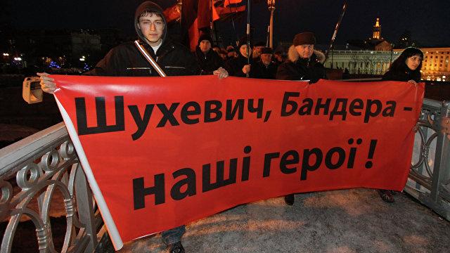 Страна (Украина): «Разделение страны на враждующие части». Хотят ли киевляне жить на проспекте Бандеры. Опрос «Страны»