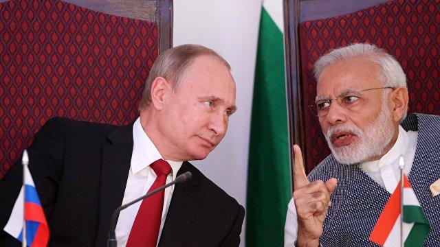 The Print (Индия): Индия и Япония пытаются уговорить Россию на трехстороннее соглашение