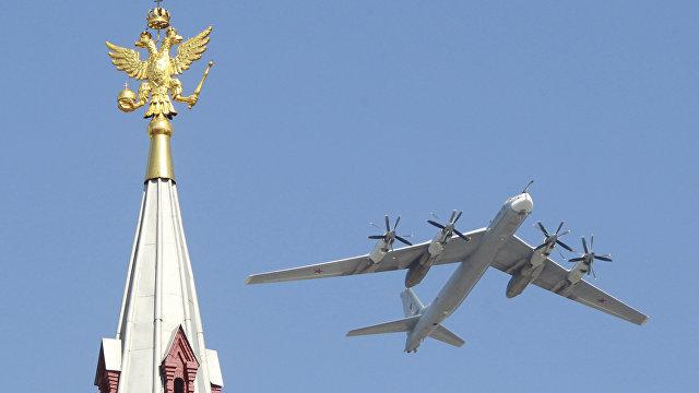 Daily Express (Великобритания): истребители королевских ВВС подняты по тревоге для перехвата российских бомбардировщиков
