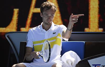'Победит тот, у кого крепче нервы'. Медведев сыграет с Рублевым на Australian Open