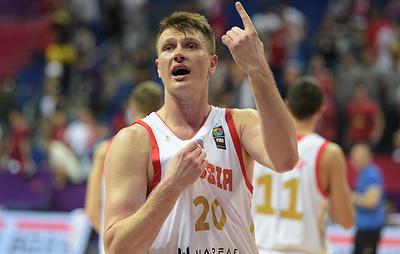 Воронцевич будет капитаном сборной России в отборочных матчах Евробаскета