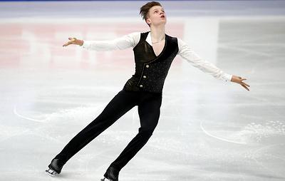 Фигурист Семененко заявил, что сделал все что мог на чемпионате мира в Стокгольме