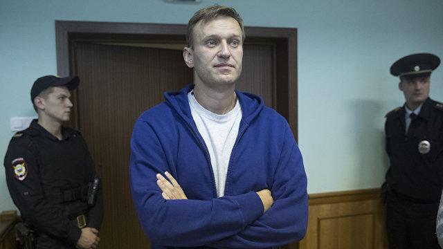 CNN (США): российские власти обещают посадить Навального в тюрьму, если он не появится в Москве к утру вторника