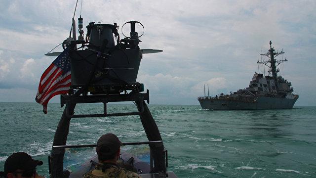 Akharin khabar (Иран): Россия требует от США прекратить «хозяйничать» на Черном море