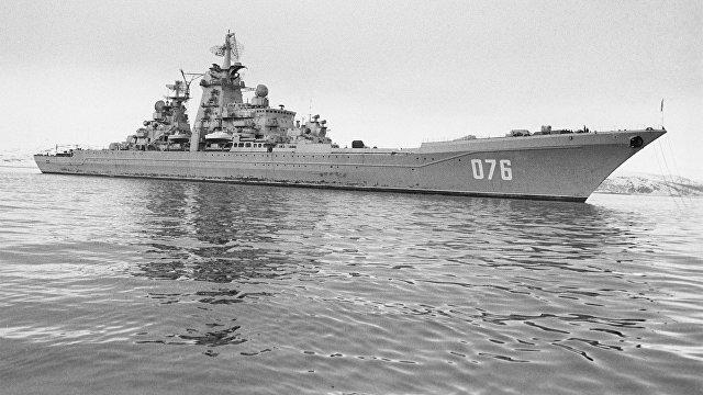 Война в море: российский линейный крейсер «Киров» против американского малозаметного эсминца Zumwalt — кто победит? (The National Interest, США)