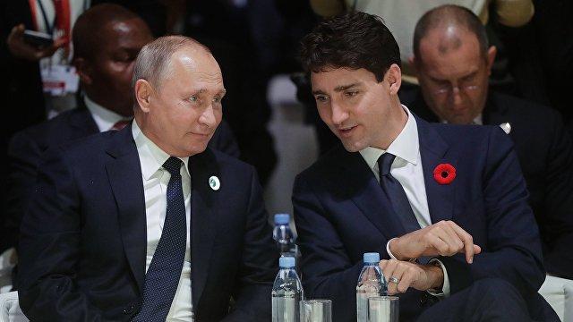 The Globe and Mail (Канада): Оттаве пора начать оттепель в отношениях с Москвой, считают канадские эксперты по России