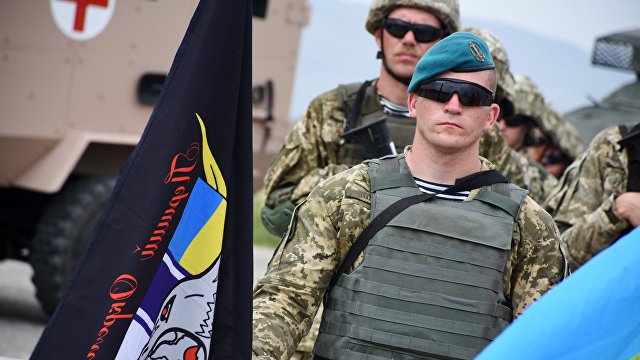 Корреспондент (Украина): США обещают поддержку Украине при эскалации на Донбассе