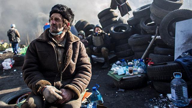 Украϊнська правда (Украина): за рекой времени, в тени памятников