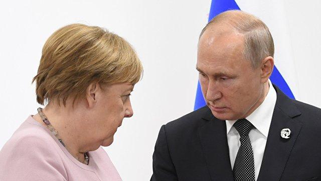 The Spectator (Великобритания): почему Меркель и Путин сотрудничают в вопросе производства вакцины «Спутник V»